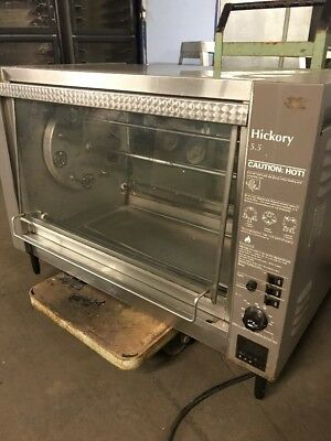 Hickory Chicken Rotisserie Electric