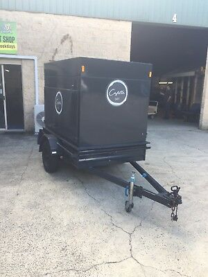 Coffee Trailer with All Equipment- Price down for quick sale