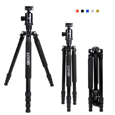 Zomei Z888 Cameras Tripod Monopod With Ball Head Quick Release Plate+free bag RR