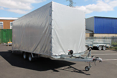 New car transporter recovery 3000kg + Heavy duty cover JUPITER