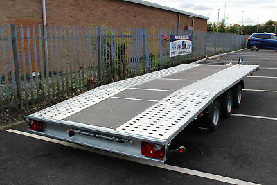 NEW Car transporter recovery 3500kg  TRAILER 5m x 2.10cm 16ft x 6ft