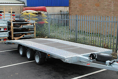 NEW Car transporter recovery 3500kg  TRAILER 5m x 2.10cm 16ft x 6ft 10 inch