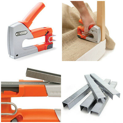 Tacwise Staple Gun Tacker Heavy Duty Kit Including Type 53 Staples