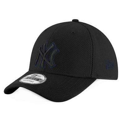 Youth New York Yankees New Era MLB Team 9Forty Hat In Black