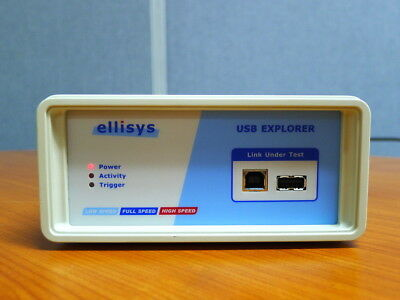 Ellisys USB Explorer 200 Protocol Analyzer