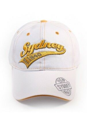 Casual Souvenir Australian Sydney Unisex Hat Cap men women Aussie gifts cotton