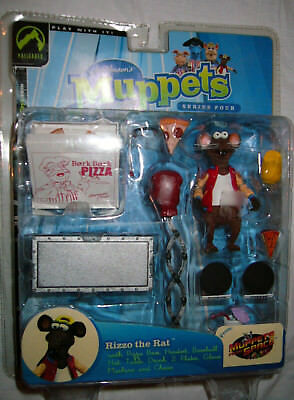 Palisades Toys  - The Muppet Show - Rizzo the Rat