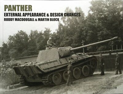 Panther: External Appearance & Design Changes