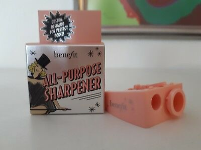 Benefit - All Purpose Sharpener - Kosmetik Spitzer - Neu + Ovp + Original