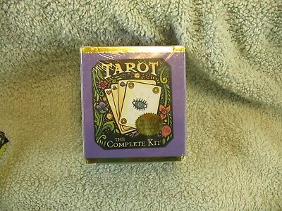 Tarot the complete kit 78 cards running press