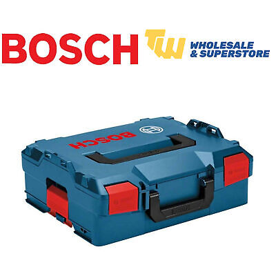 Bosch L-BOXX Stackable Power Tool Storage Carry Case - Size 2 – NO INLAY