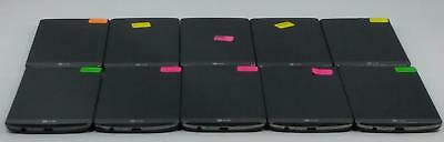 Lot of 10 LG G3 D852 Unknown Carrier Android Smartphone Cellphone BULK 302