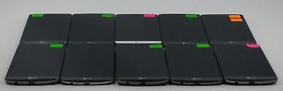 Lot of 10 LG G3 D852 Unknown Carrier Android Smartphone Cellphone BULK 305