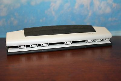 "Franklin/Covey ""Monarch"" Size (8.5""x11"") 7-hole Organizer Paper Punch"