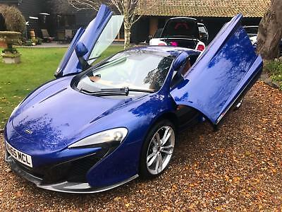 2016 65 McLaren 650S FULL SPEC /DIRECT IN FROM McLAREN /FULL SERVICE / LOW MILES