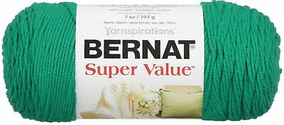 Spinrite 164053-7414 Super Value Solid Yarn-Natural 3Pk