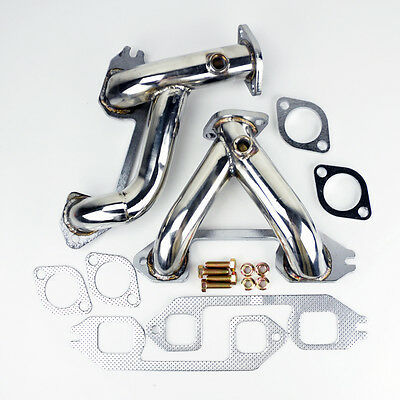 Chevy 1932-1962 I6 6 Cylinder 216 235 261 Stainless Exhaust Headers Manifolds
