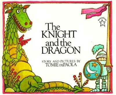 The Knight and the Dragon (Paperback or Softback)