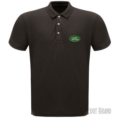 Land Rover Embroided Regatta Polo Top Shirt Professional Range Rover Discovery