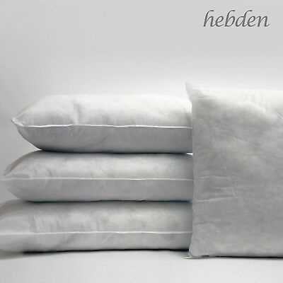 "Cushion Pads, Inserts, Fillers, Inners, Hollow Fibre Filled 12"" 14"" 16"" 18"" 20"""
