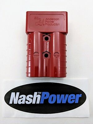 913 Anderson Original SB 350 Battery Connector Housing Red