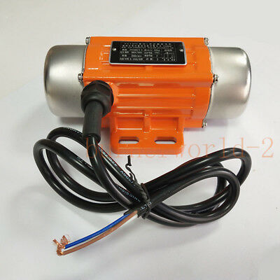 Industry Vibration Motor 220V 380V 30W-120W Single/Three Phase Vibrating Motor