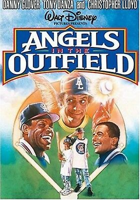 Angels In The Outfield DVD ( Kids & Family) (DVD) AOI