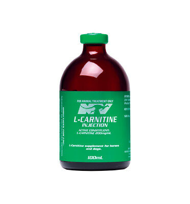 L Carnitine Injection 100ml