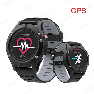 F5 Running Watch GPS Smartwatch Laufuhr Multi-sports Fitness Tracker Bluetooth