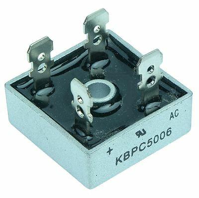 KBPC5006 Bridge Rectifier Diode 50A 600V