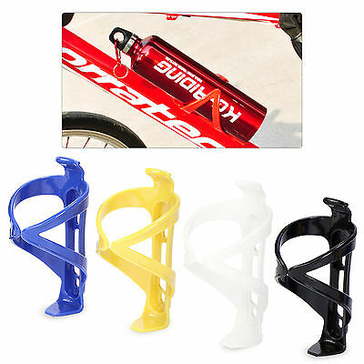 Cycling Bike Bicycle Drink Water Bottle Cup Holder Mount Cage Polycarbonate