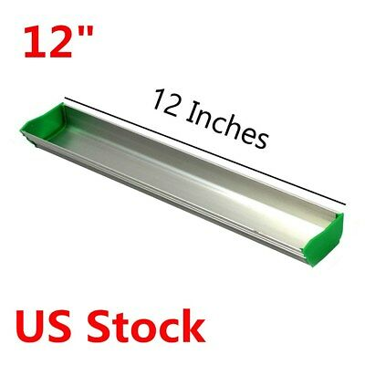 "US Stock 12"" Emulsion Scoop Coater Aluminum Silk Screen Printing Coating Tool"