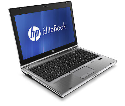 HP Elitebook 2560p Intel i5 2.5GHz 4GB 250GB HDD 1366x768 Cam BT Win10 Pro /7