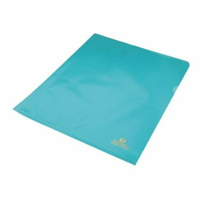 Rexel Nyrex A4 Blue Cut Flush Folder (Pack of 25) 12161BU  [RX12161BU]