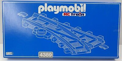 Playmobil RC train 4389 Schiene - NEU NEW OVP