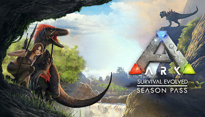 ARK Survival Evolved Season Pass Steam (PC / MAC / LINUX) --- ONLY EUROPE -
