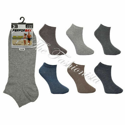 48 Pairs Of Mens Trainer Socks Assorted Patterns Size 6-11 Wholesale Job Lot