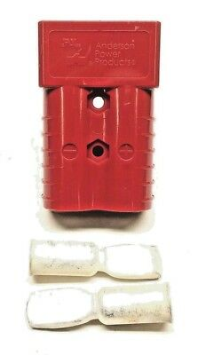 6322G5 Anderson Original SB 350 Battery Connector Red 3/0 AWG