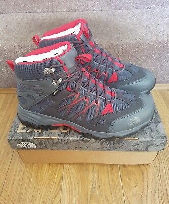 a1eead4e8 New The North Face Terra GTX Mid Men's Walking Boots Hiking Trail Shoes UK 8