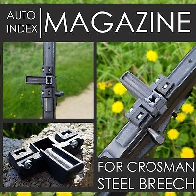 MAGAZINE | FOR Crosman 2240 2250 | Steel Breech | Parts and mods
