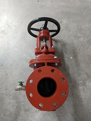 "Zurn Wilkins 4"" Model #48 Resilient Seated Gate valves"