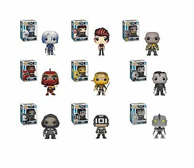 Funko Pop! Movies: Ready Player One - Complete Set (9 Pc Set)