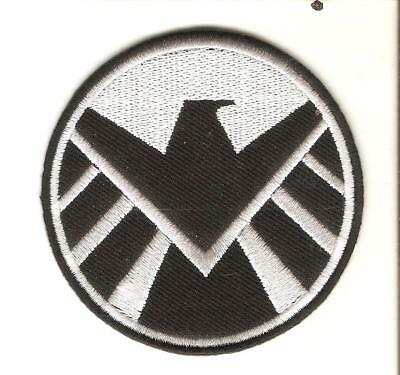 + Aufnäher/Patch Marvels AGENTS OF SHIELD Logo 2 hell