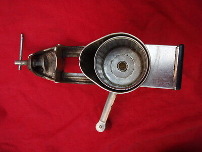 Vintage FVR Cheese Kitchen Grater Hand Crank Made in Italy