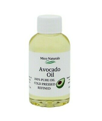Organic Avocado Oil Refined Cold Pressed 2 oz to 7 lb 100%PURE by Mico Naturals