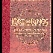 HOWARD (COMPOSER) SHORE - Lord Of Rings: Fellowship Of Ring -
