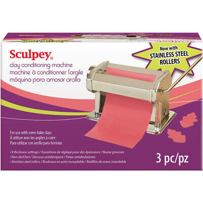 Sculpey Clay Conditioning Machine-