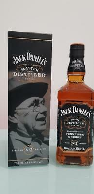 Jack Daniel's Master Distiller Series No.2 Tennessee Whiskey 700mL