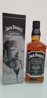 Jack Daniel's Master Distiller Series No. 5 Tennessee Whiskey 700mL