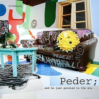 And He Just Pointed to the Sky... by Peder   NEW & SEALED   CD660